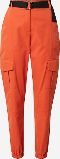 ABOUT YOU x Swalina&Linus Cargohose 'Mira' in orange, Produktansicht