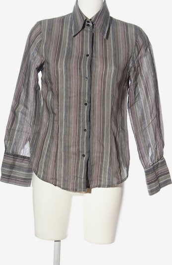 Bamboo Clothing Langarmhemd in M in braun / pink / schwarz, Produktansicht