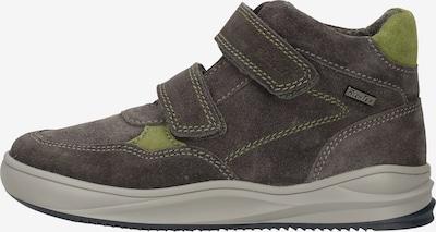 RICHTER Laarzen in de kleur Grijs / Groen, Productweergave