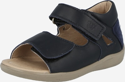 Pepino Sandale 'TAYA' in nachtblau, Produktansicht