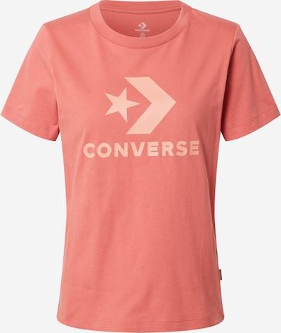 CONVERSE Paita 'Star Chevron' värissä roosa / puuteri, Tuotenäkymä