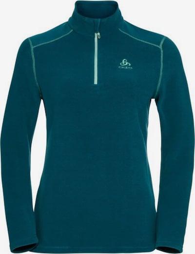 ODLO Sportsweatshirt 'LE TOUR' in türkis / petrol, Produktansicht