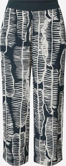 Pantaloni 'Cholena' Someday di colore abete / bianco, Visualizzazione prodotti