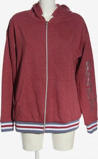 BENCH Kapuzensweatshirt in XXL in rot, Produktansicht