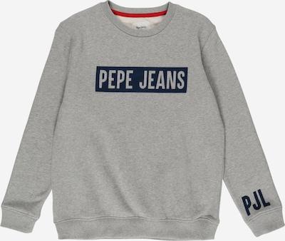 tengerészkék / világosszürke Pepe Jeans Tréning póló 'JAMIE', Termék nézet
