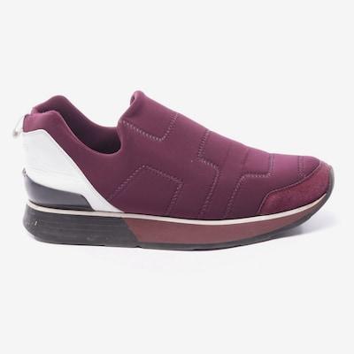 HERMÈS Sneaker in 36 in pflaume, Produktansicht