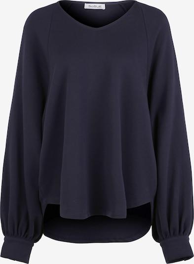 SoSUE Sweatshirt in dunkelblau, Produktansicht