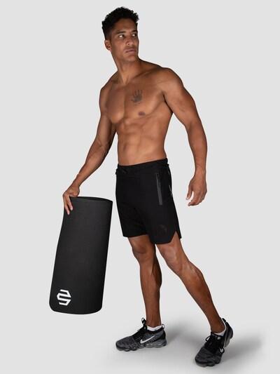 fekete MOROTAI Sportnadrágok 'High Performance Shorts 3.0', Modell nézet