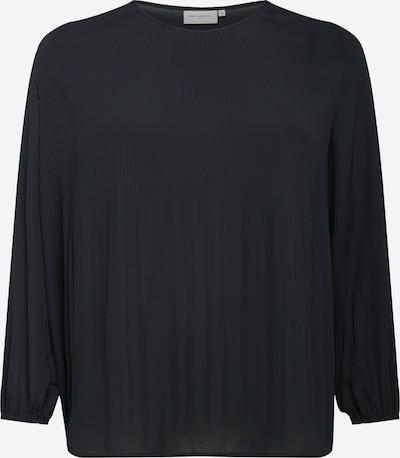 ONLY Carmakoma Bluse in schwarz, Produktansicht