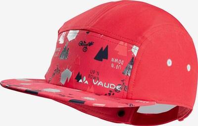 VAUDE Beanie in Red / Black / White, Item view