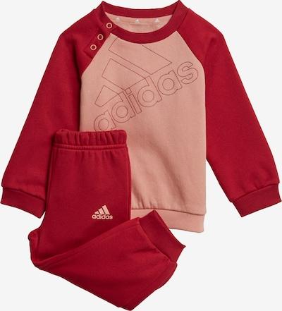 ADIDAS PERFORMANCE Trainingsanzug in rosa / rot, Produktansicht