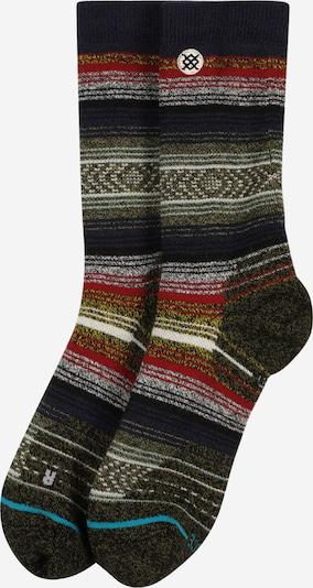 Stance Calcetines deportivos 'WINDY PEAK' en mezcla de colores / negro, Vista del producto