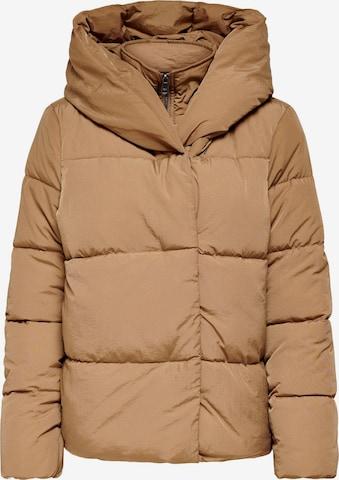 ONLY Between-Season Jacket 'Sydney Sara' in Brown