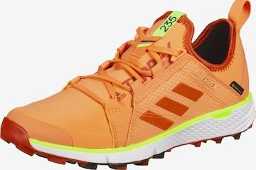 adidas Terrex Running Shoes in Orange