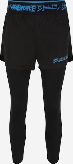 DIESEL Nohavice 'UMLB-FAUST' - modrá / čierna, Produkt