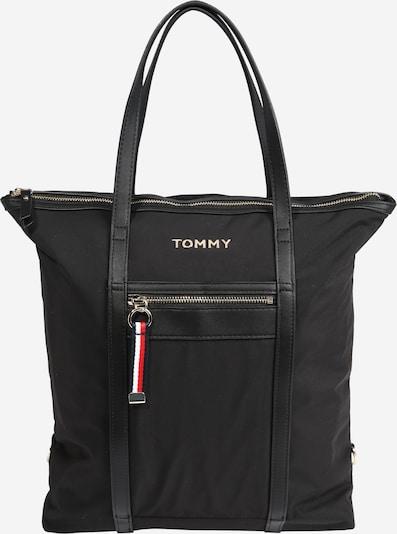 TOMMY HILFIGER Shopper in de kleur Zwart: Vooraanzicht