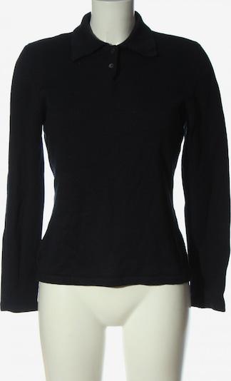Henry Cotton's Wollpullover in M in schwarz, Produktansicht