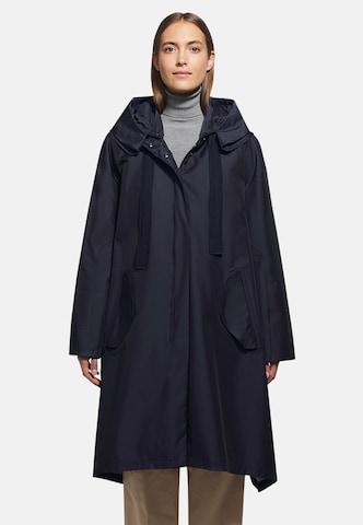 g-lab Winter Coat 'CELENTA' in Black