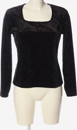 STACCATO Langarm-Bluse in M in schwarz, Produktansicht