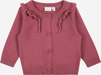 Geacă tricotată 'KIRAI' NAME IT pe roz pitaya, Vizualizare produs