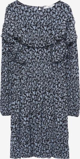 MANGO Zomerjurk 'Lozano' in de kleur Blauw / Zwart, Productweergave