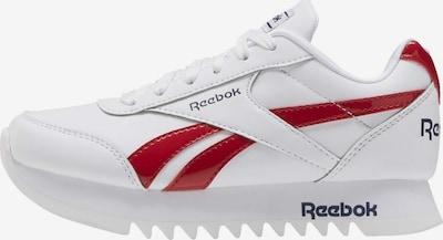 Reebok Classic Sneaker 'Royal' in rot / weiß, Produktansicht