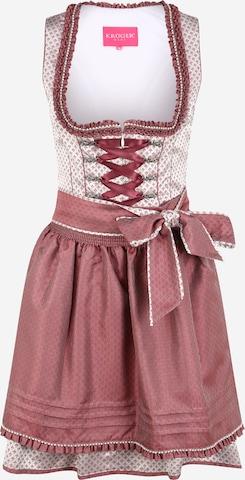 Krüger Madl Tirooliseelik, värv roosa