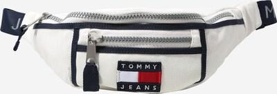TOMMY HILFIGER Gürteltasche in nachtblau / weiß, Produktansicht