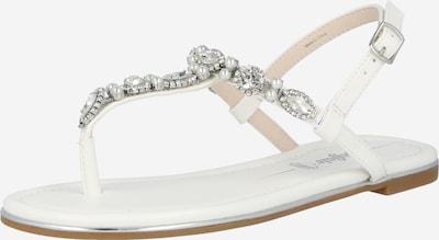 BUFFALO Sandaalit 'HENRIETTE' värissä valkoinen, Tuotenäkymä