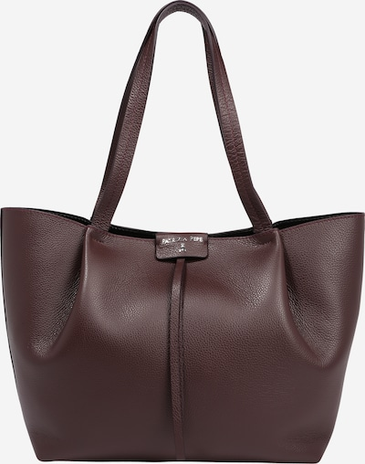 PATRIZIA PEPE Nakupovalna torba | jajčevec barva, Prikaz izdelka