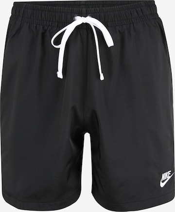 Nike Sportswear Funktsionaalsed püksid, värv must
