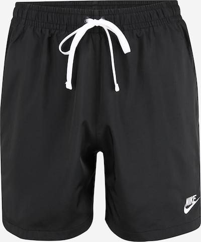 Nike Sportswear Pantalon fonctionnel en noir, Vue avec produit