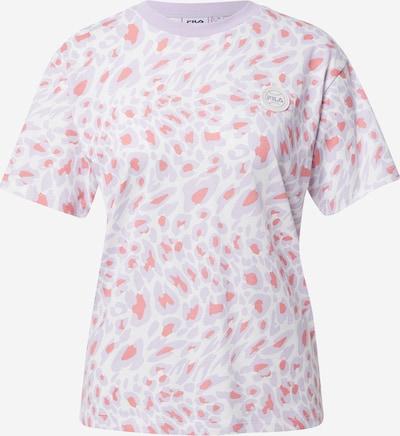 FILA T-Shirt 'Sienna' in mauve / pink / weiß, Produktansicht