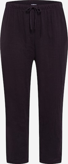 Cotton On Curve Pantalon en noir, Vue avec produit