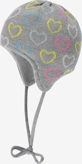 DÖLL Beanie in Grey / Mixed colors, Item view