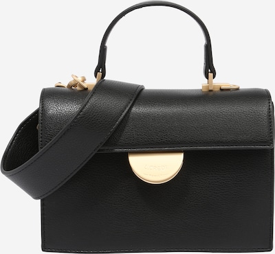 L.CREDI Handtasche 'Fabriza' in schwarz, Produktansicht