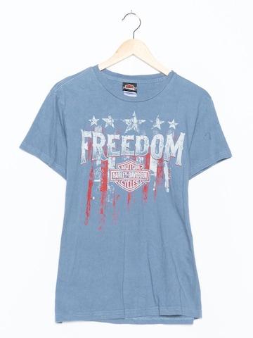 Harley Davidson Top & Shirt in M in Blue
