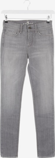 7 for all mankind Jeans in 26 in grau, Produktansicht