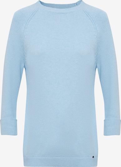 Finn Flare Pullover in hellblau, Produktansicht