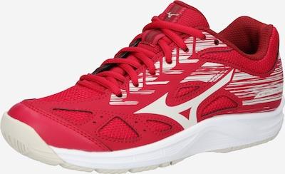 MIZUNO Sportschuh 'STEALTH STAR' in rot / weiß, Produktansicht