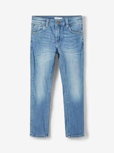 NAME IT Jeans 'Babu' in de kleur Blauw denim, Productweergave