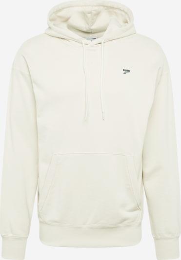 PUMA Sweatshirt 'Downtown' in de kleur Crème, Productweergave