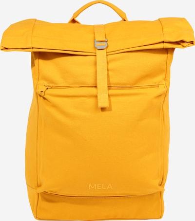 MELAWEAR Rucksack 'AMAR' in gelb, Produktansicht