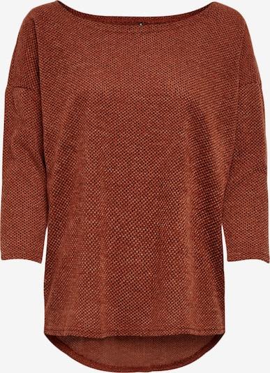 ONLY Pullover 'ONLALBA' in rostrot, Produktansicht