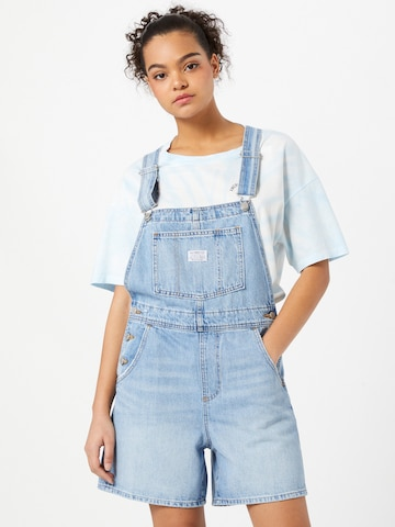 LEVI'S Tuinbroek jeans in Blauw