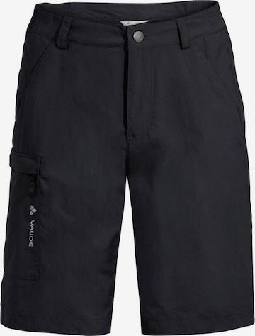 VAUDE Outdoor Pants 'Farley' in Black