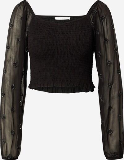 Guido Maria Kretschmer Collection T-shirt 'Annika' en noir, Vue avec produit