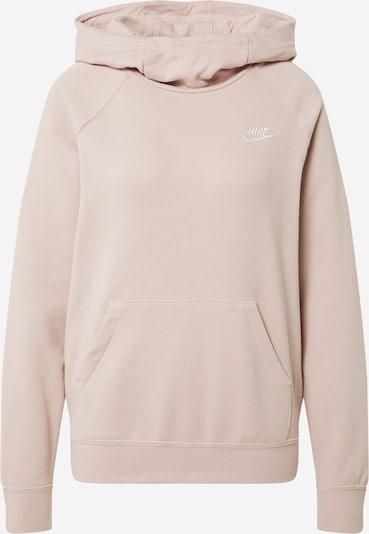 Nike Sportswear Sweatshirt in altrosa, Produktansicht