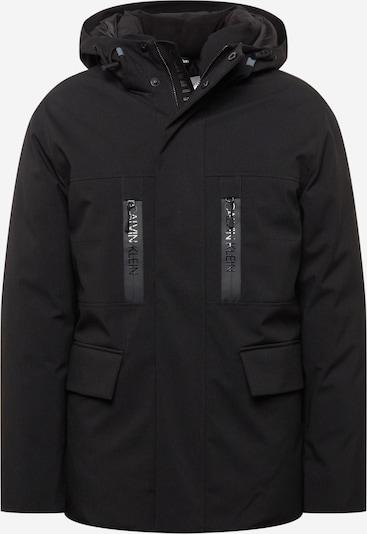 Calvin Klein Parka in schwarz, Produktansicht