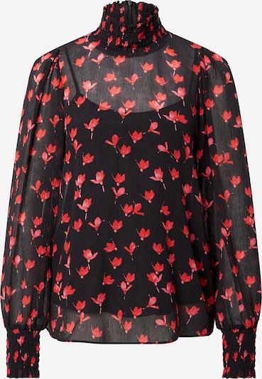 HUGO Blouse 'Cisua' in Red / Black, Item view